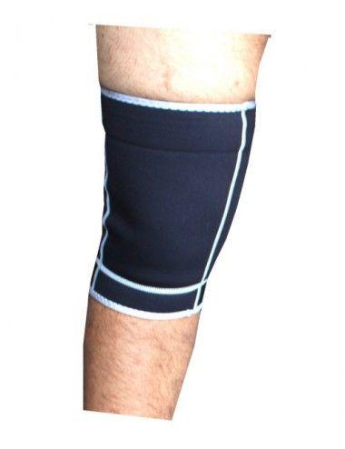 Kniebandage, Kniestütze aus hochelastischem Neopren - 1