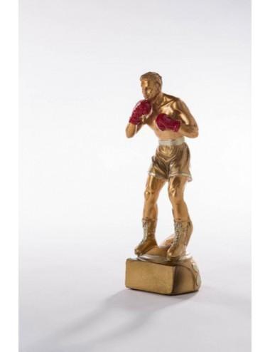 Box_Pokal mit Boxer - 1