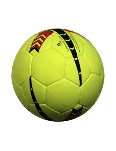 Indoor-Fussball / Indoorball aus Echt valourleder - 2