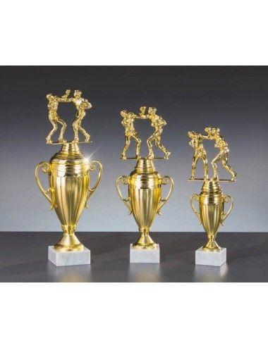 Box_Pokal mit Schraubfigur 341mm Höhe - 1