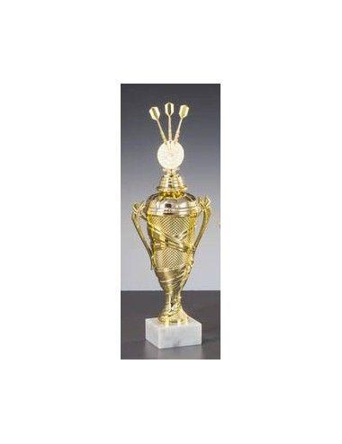 Darts Pokale 349 mm Höhe / Figurencups - 1