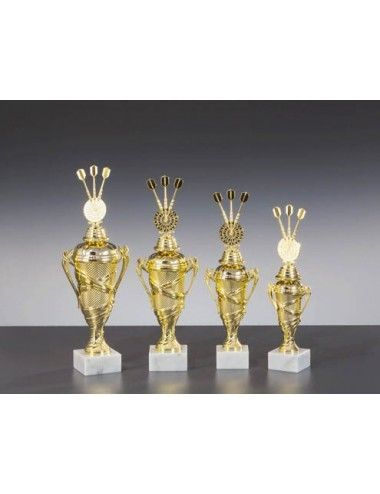 Darts Pokale 304 mm Höhe / Figurencups - 1