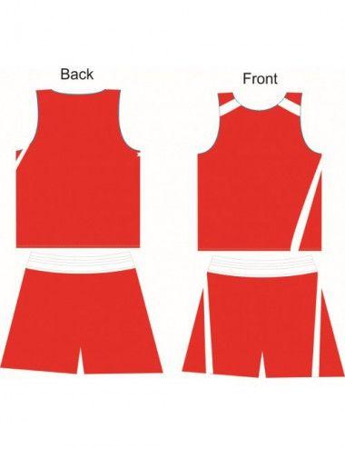 Trikot Boxer Set rot - 1