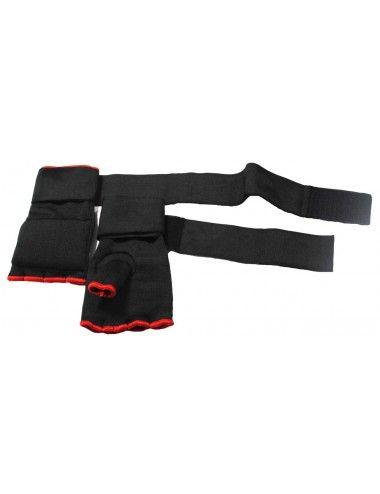 Gepolsterte Schlupfbandagen, Faustbandagen, elastische Innenhandschuhe für Boxhandschuhe, Innenhandschuh, Innenboxhandschuhe - 1