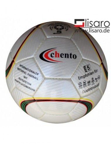 Fußballpaket (10 Stück+ Ballnetz) LISARO Matchball - 1