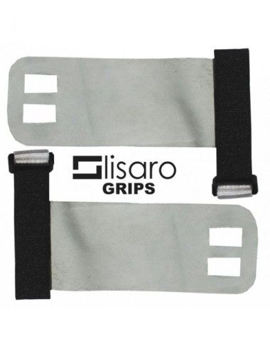 LISARO Pull Up Grips, Hand Grips, (Grip Wunder) – der Extra Starke Handschutz Fürs Training, Fitness, Freeletics, Calisthenics -