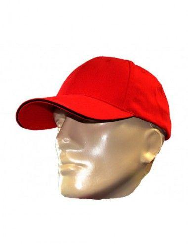 Cap mit Ihrem Firmen- oder Vereinslogo  oder Ohne Druck - 1