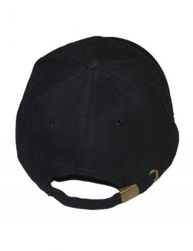 Lisaro Cap mit Ihrem Firmen- oder Vereinslogo  oder Ohne Druck schwarz - Kopie - 3