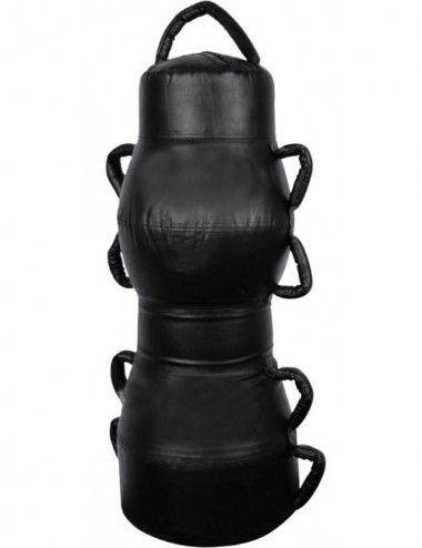 Grappling Dummy mit Griffen, MMA Boxsack & Dummy Throwing Bag/MMA Boxdummy/Boxsack Kombo - Throwing Bag Gr.120cm Ca.35KG - 1