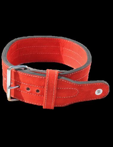 Buckle Belt - Singel Prong - Rot 13mm dick und 10mm breit - 1