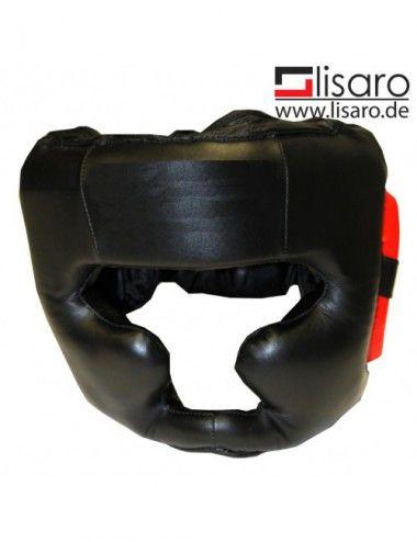 Kopfschutz für  Boxen, Kampfsport, Boxtraining, Kickboxen UFC Sparring aus Echtleder - 1