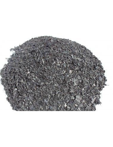Boxsackfüllung Gummigranulat | 25kg Schwarz – Füllungsmaterial Made IN Germany | Dummy-Füllung – Maisbirne-Füllung / Grob - 3