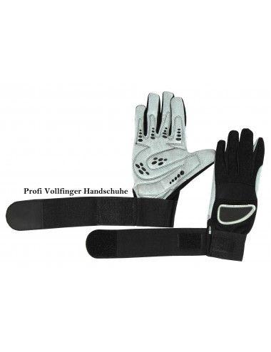 Vollfinger Profi Fitness Handschuhe/Trainingshandschuhe- Fitness Handschuhe Herren und Damen, Gewichtheber Handschuhe - 1