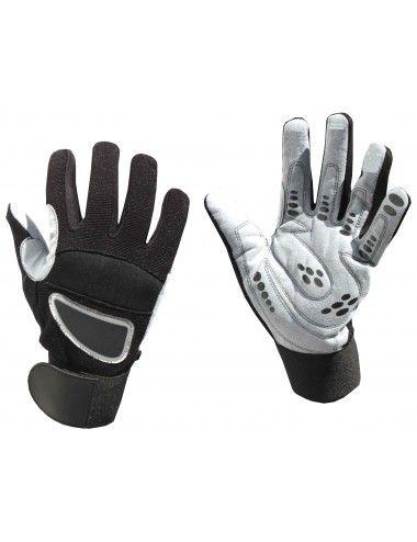 Vollfinger Profi Fitness Handschuhe/Trainingshandschuhe- Fitness Handschuhe Herren und Damen, Gewichtheber Handschuhe - 2