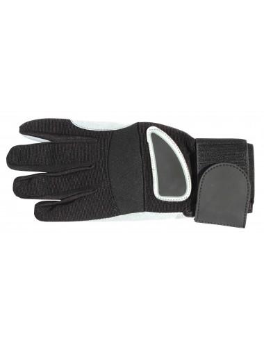 Vollfinger Profi Fitness Handschuhe/Trainingshandschuhe- Fitness Handschuhe Herren und Damen, Gewichtheber Handschuhe - 4