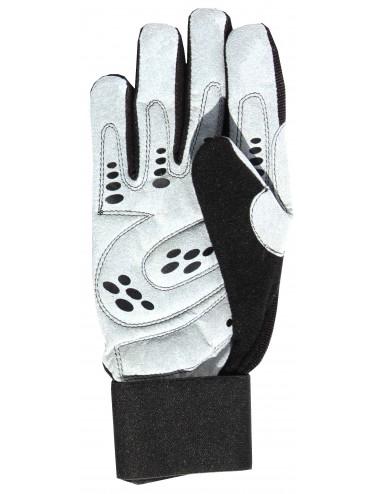Vollfinger Profi Fitness Handschuhe/Trainingshandschuhe- Fitness Handschuhe Herren und Damen, Gewichtheber Handschuhe - 5