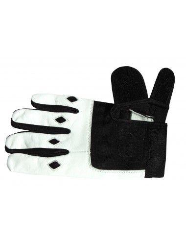 Vollfinger Power Fitness Handschuhe/Trainingshandschuhe- Fitness Handschuhe Herren und Damen, Gewichtheber Handschuhe - 3