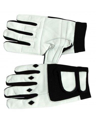 Vollfinger Power Fitness Handschuhe/Trainingshandschuhe- Fitness Handschuhe Herren und Damen, Gewichtheber Handschuhe - 4