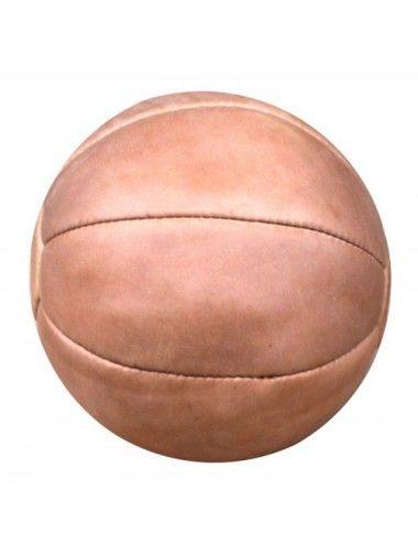 Leder-Medizinball 2 kg - 1
