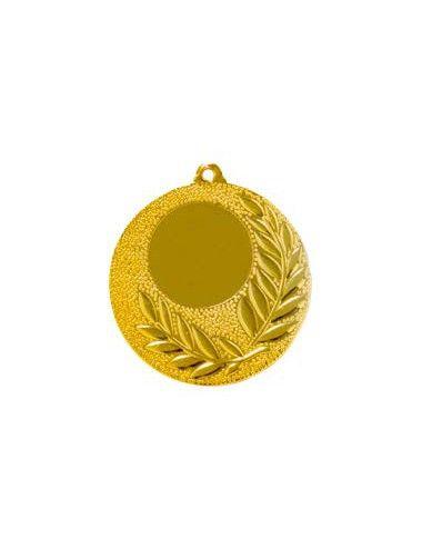 Zamak Medaille 50mm - 1