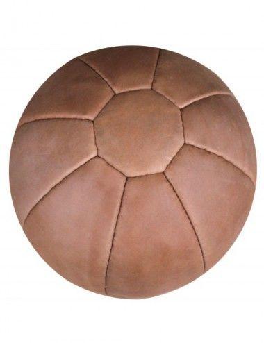 Leder-Medizinball 3 kg - 1