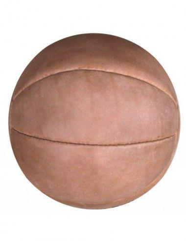 Leder-Medizinball 4 kg - 1