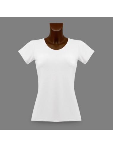 copy of Kids Basic T-Shirt, Farbe White - 1