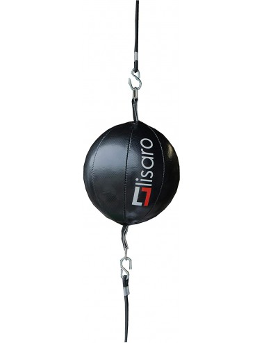 Lisaro Boxen Doppelendball schwarz - 1