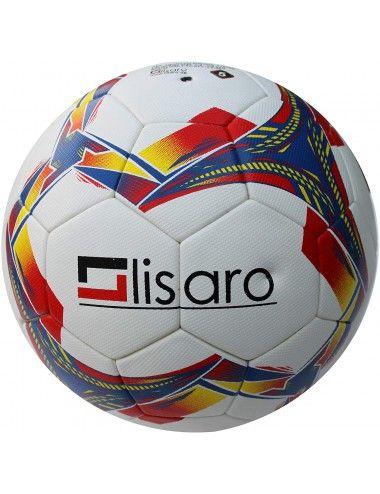 Top Match Thermo Bonded Fußball, Größe 5 aus PU 1,0 mm Dicke Material, Turnierball, Ideal für Training und Freizeit - 6