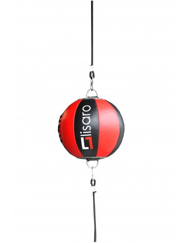 Punchingball - Boxball / Double End schwarz/rot - 4