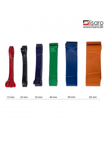 Lisaro Resistance Band in...