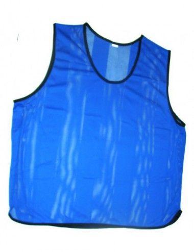 Fussballleibchen Trainingsleibchen Markierungshemd Leibchen/ Markierungshemd/ Markierungshemd   blau - 4