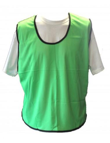 Fussballleibchen Trainingsleibchen Markierungshemd Leibchen/ Markierungshemd   grün - 5