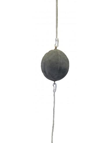 Punchingball - Boxball / Double End grau - 1