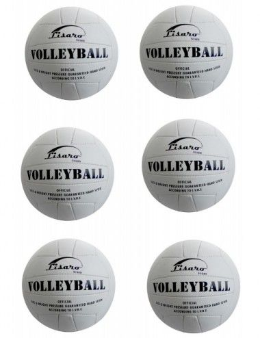 6 x Lisaro Volleybälle - 1