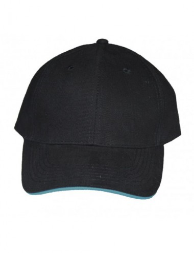 Lisaro Cap schwarz - 1