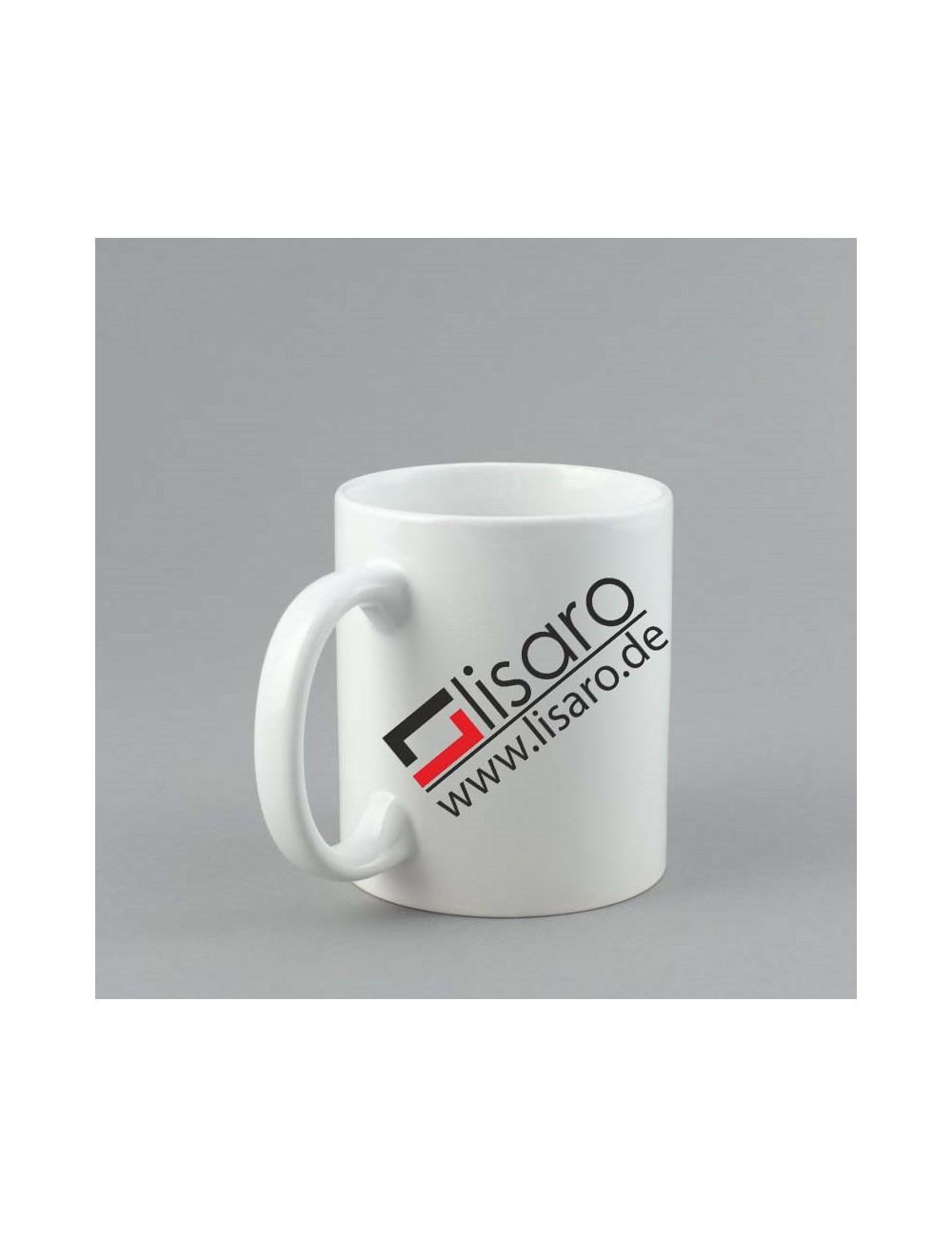 Tasse mit individuellem Druck - 1